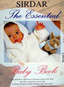 Sirdar The Essential Baby Book S273