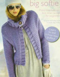 Sirdar Big Sofie Knitting Book 361
