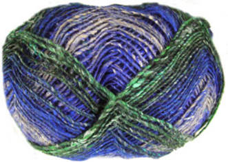 Noro Silk Garden sock yarn, S8