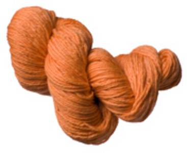 Lornas Laces Shepherd Sock 4 ply, Carrot