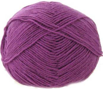 Regia 2020 Violet 4 ply sock yarn