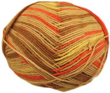 Trekking 6 ply sock yarn, 1832