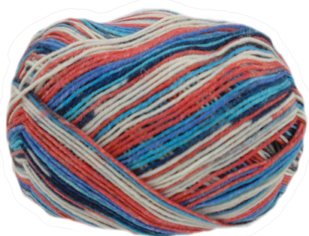 Opal 4 ply sock yarn Rainforest X11, 9245 Darling