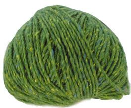 Sublime luxurious tweed DK 390, Greengrass