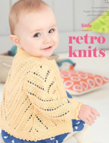Little Retro Knits, Sirdar 470