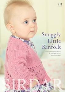 Snuggly Little Kinfolk Sirdar 455