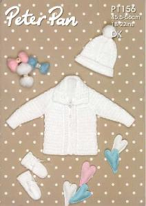 DK baby outfit Peter Pan 1156, digital version