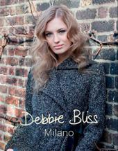 Debbie Bliss Milano knitting book