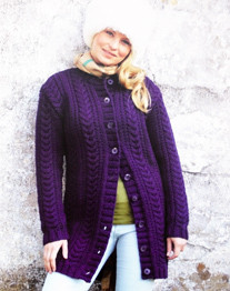 Cardigan Hayfield 9841